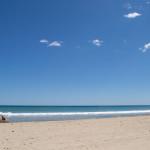 Stranden i mars