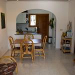 salong och kök